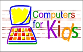 Computers for kids logo
